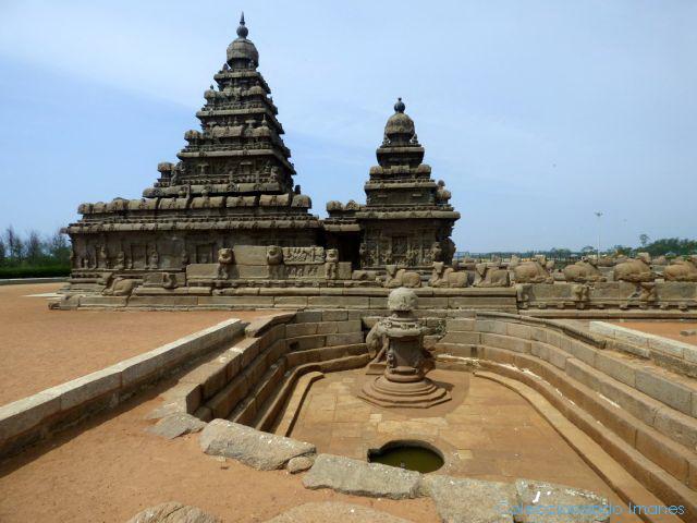 Templo de la Orilla Mamallapuram