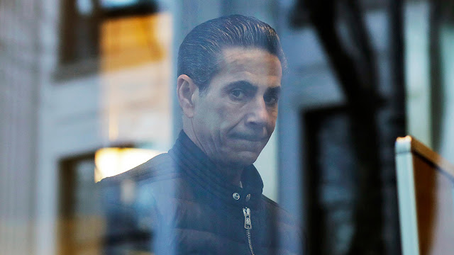 Joseph (Skinny Joey) Merlino, alleged Philadelphia Cosa Nostra boss
