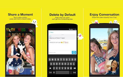 Download Snapchat Mod APK v9.45.6.0 Full Unlocked All for Android Januari 2017