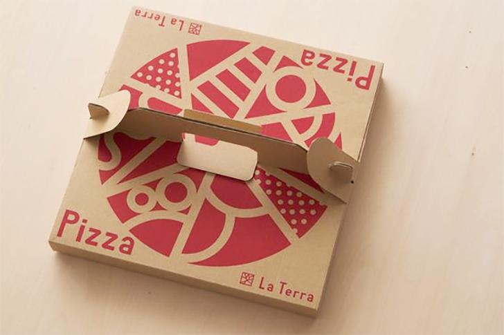 Şık Sunum İçin Pizza ve Pide Kutuları