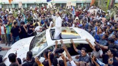 Rajnikant Enters Politics