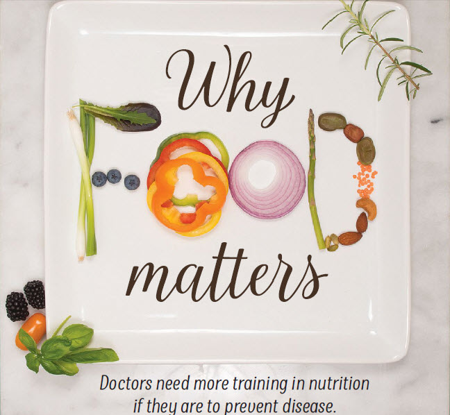 Medicine why food matters s t r a v a g a n z a the continuing medical education lesson was spread out before a dozen or so doctors at mayo clinics dan abramson healthy living center one recent summer fandeluxe Choice Image
