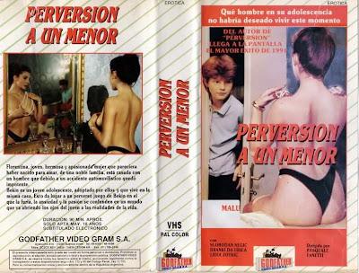 Игры желания / Impudicizia / Perversion A Un Menor / Games of Desire.