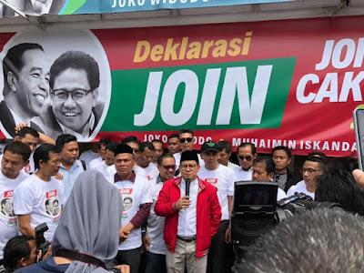 Cak Imin: PKB Usung Duet Jokowi-Cak Imin di Pilpres 2019 - Info Presiden Jokowi Dan Pemerintah