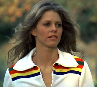 Lindsay Wagner as Jaime Sommers. Sigh.