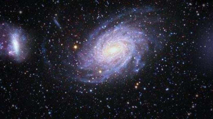 Ανακαλύφθηκε γειτονικός τεράστιος γαλαξίας
