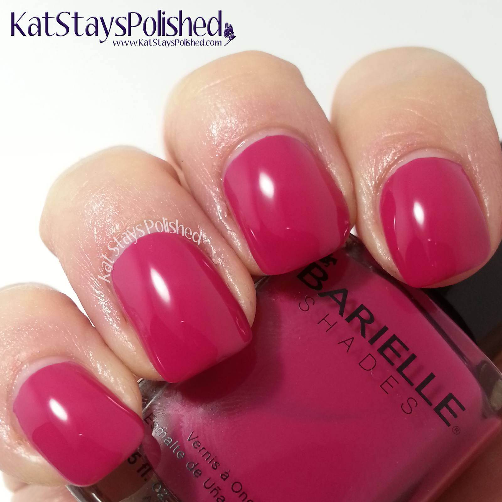 Barielle Me Couture - Berry Posh | Kat Stays Polished