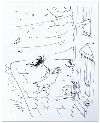 Sempé en Nueva York Ilustración New Yorker portadas