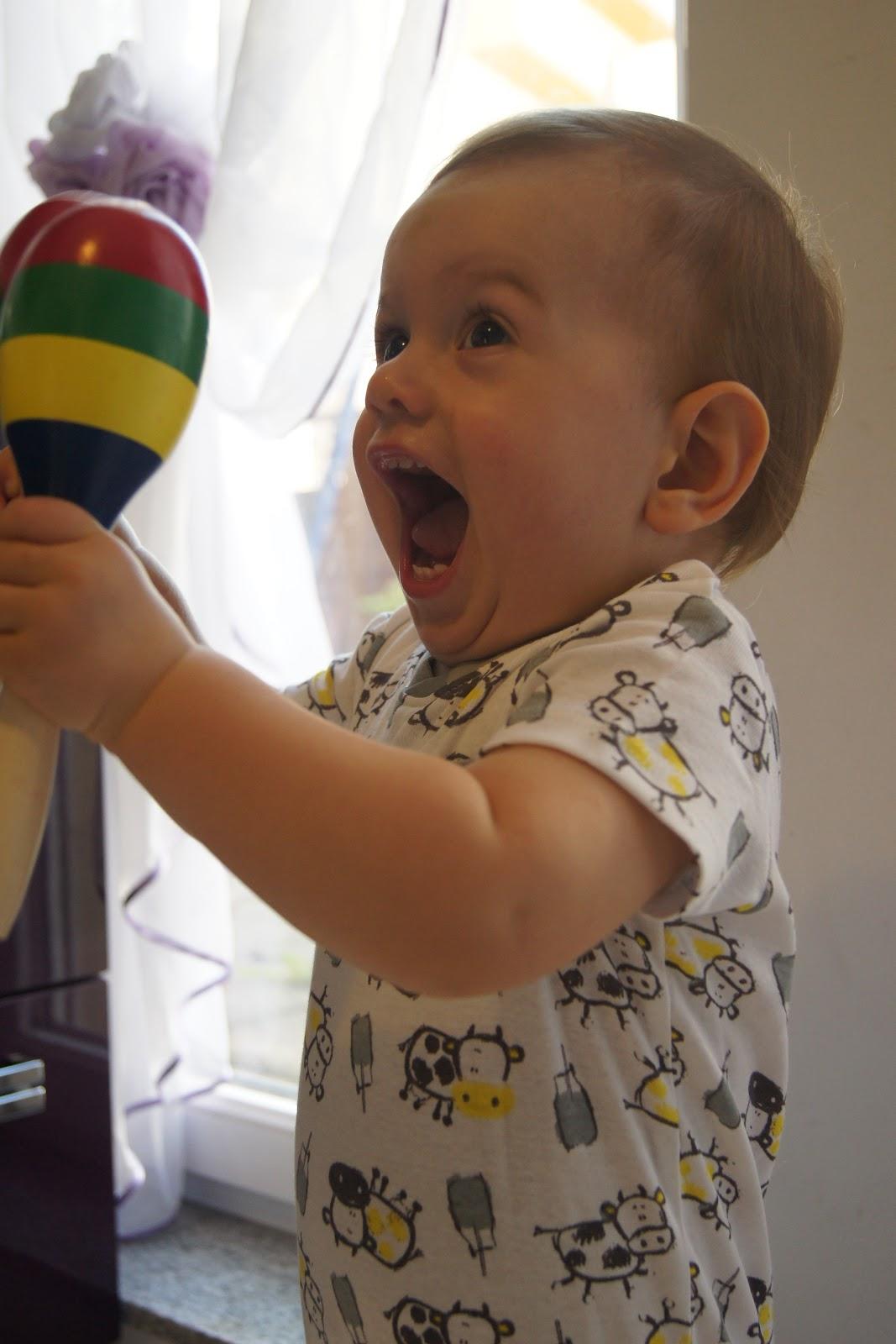 Dziecko jest jak prąd... ma swoje FAZY!