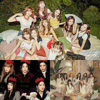Daftar Girl Grup K-Pop Dengan Reputasi Brand Tertinggi Bulan Desember