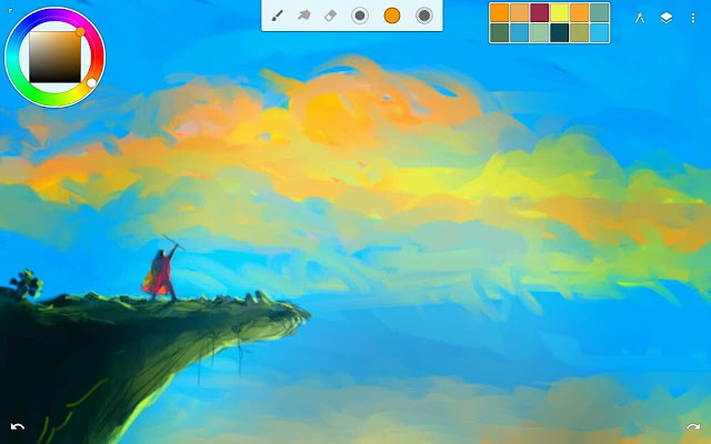 Descarga gratuita de Infinite painter unlocked apk