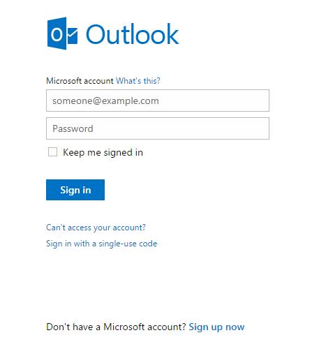 Cara Membuat Email Dengan HotMail
