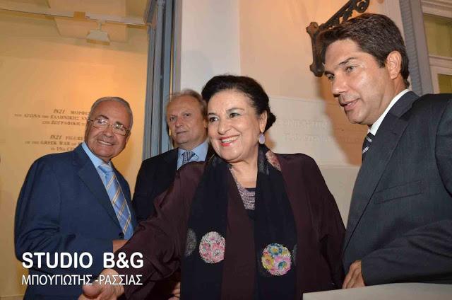 Διευθύντρια και πάλι στην Εθνική Πινακοθήκη η Μαρίνα Λαμπράκη- Πλάκα