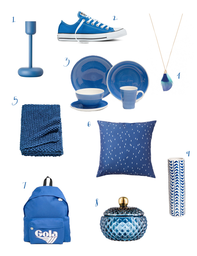 moodboard productos lapis blue