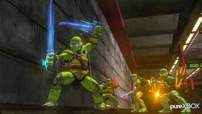 Download Teenage Mutant Ninja Turtles: Mutants in Manhattan Setup