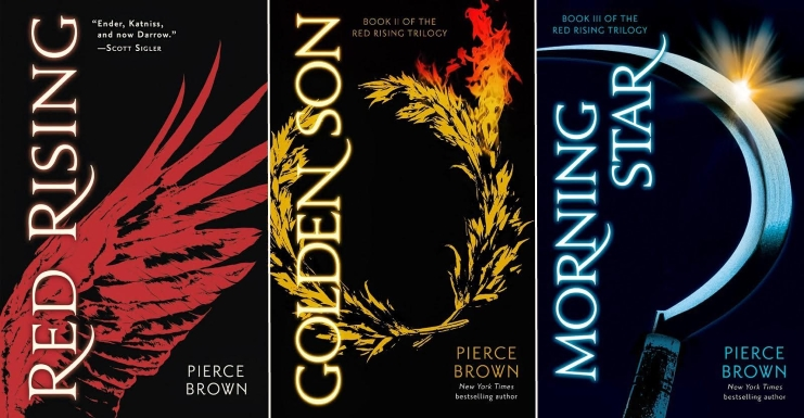 Turning Page A Review Of The Red Rising Trilogy By Pierce Brown