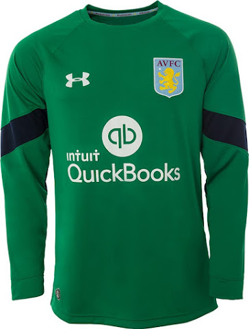 Under Armour Aston Villa 16 17 Home And Away Kits Released Footy Headlines