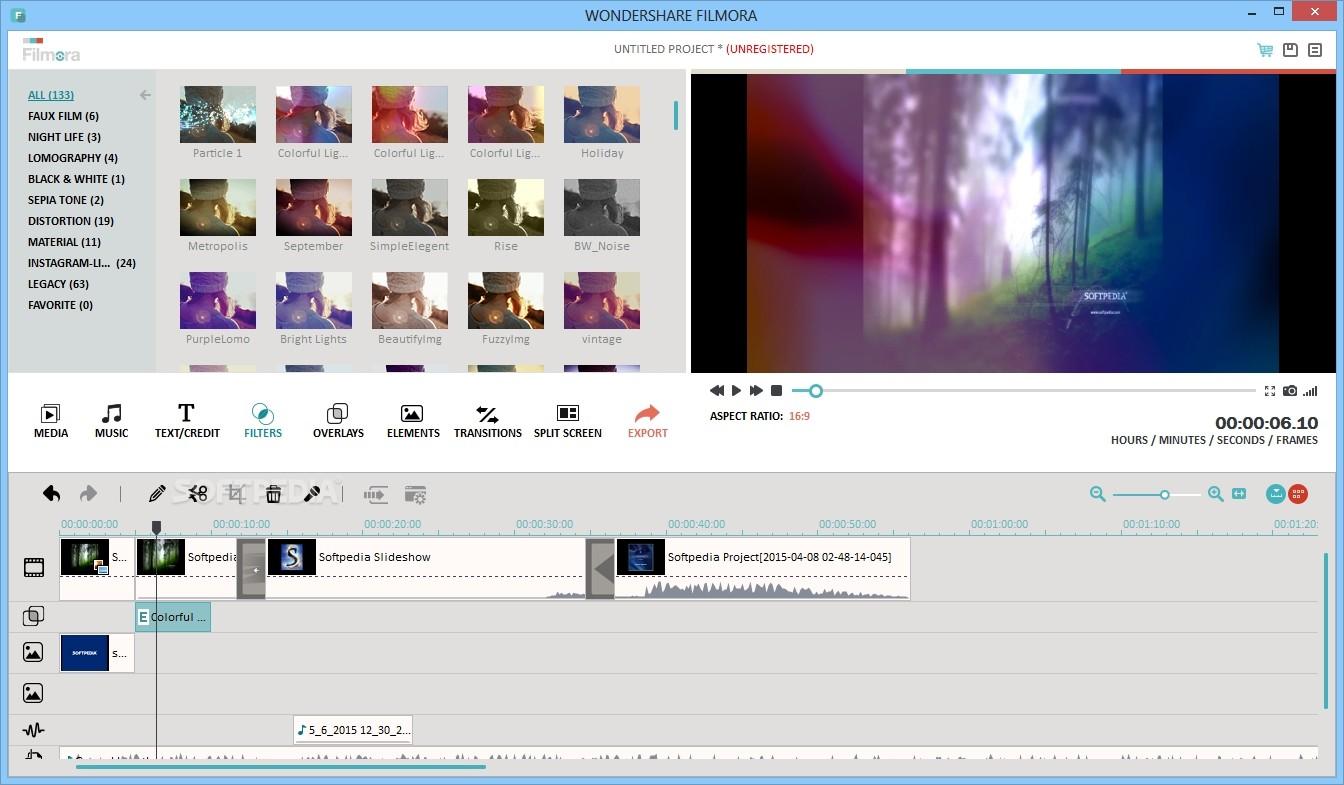 Wondershare Filmora 8.2.3.1