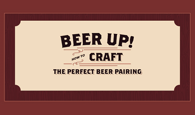 Beer Up: How to Craft the Perfect Beer Pairing