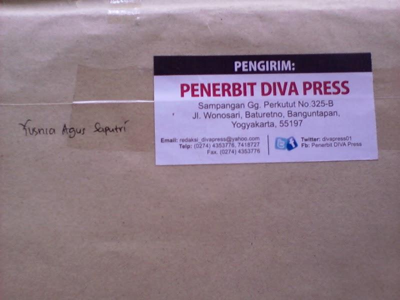 Paket Buku dari Penerbit Diva Press