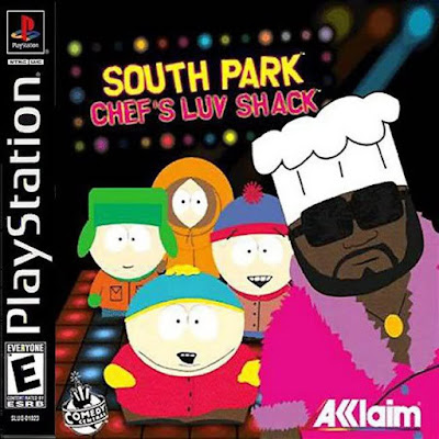 descargar south park chef's luv shack psx por mega