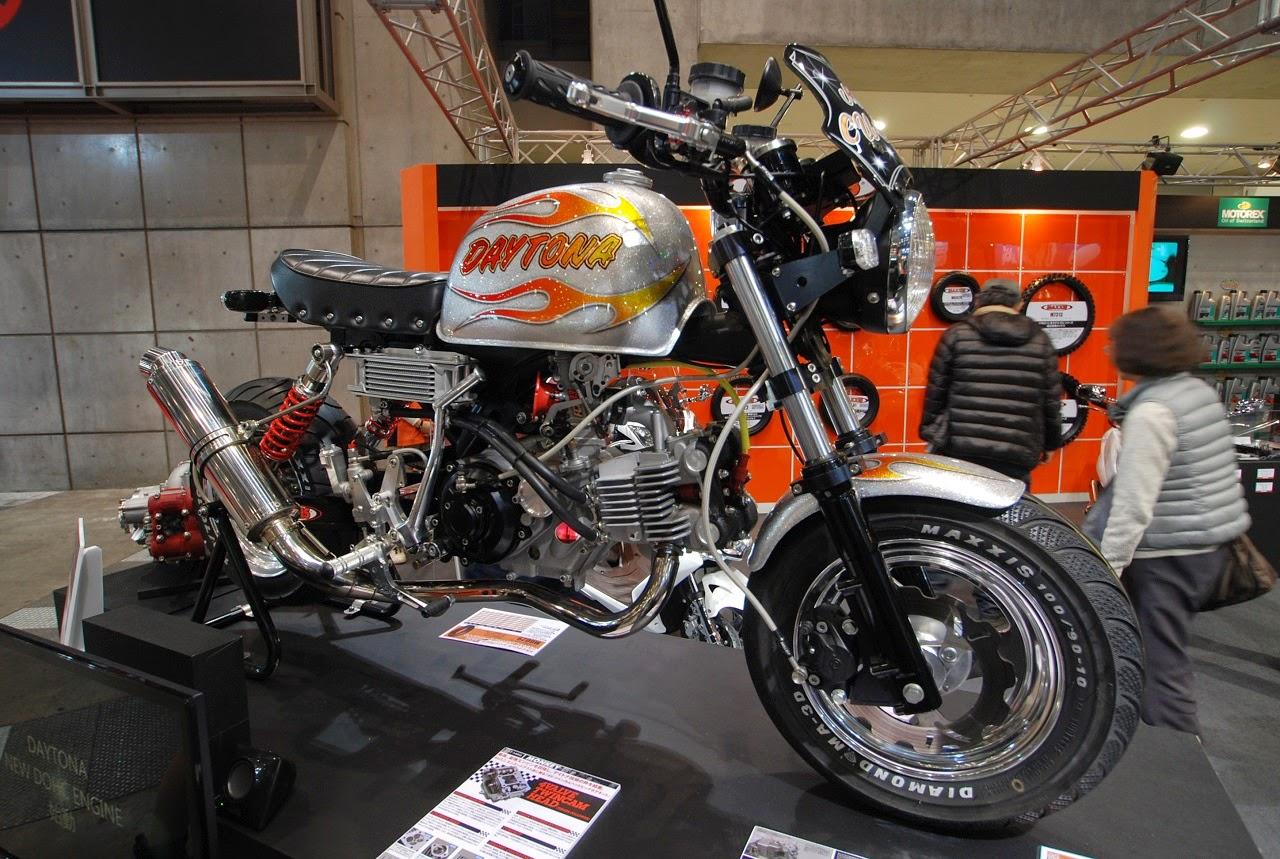 blueskyfuji: 実はそんなに廃れていないバイク、原付でも盛り上がる
