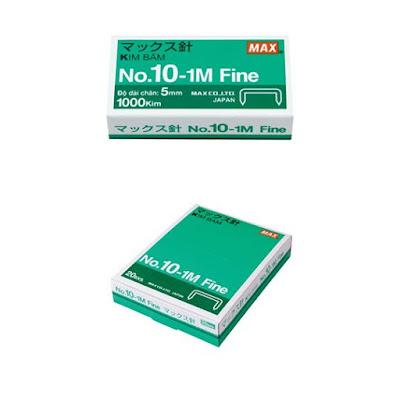 Kim bấm MAX số 10 MAX NO.10-1M FINE/VN