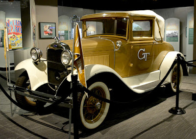 Atlanta in 50 Objects | Atlanta History Center | Ramblin' Wreck