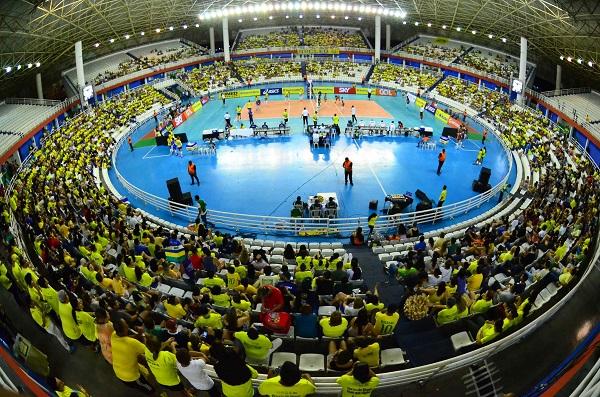 Seleção Brasileira Feminina de Vôlei estreia a temporada 2017 com pé direito e derrota República Dominicana, em Manaus