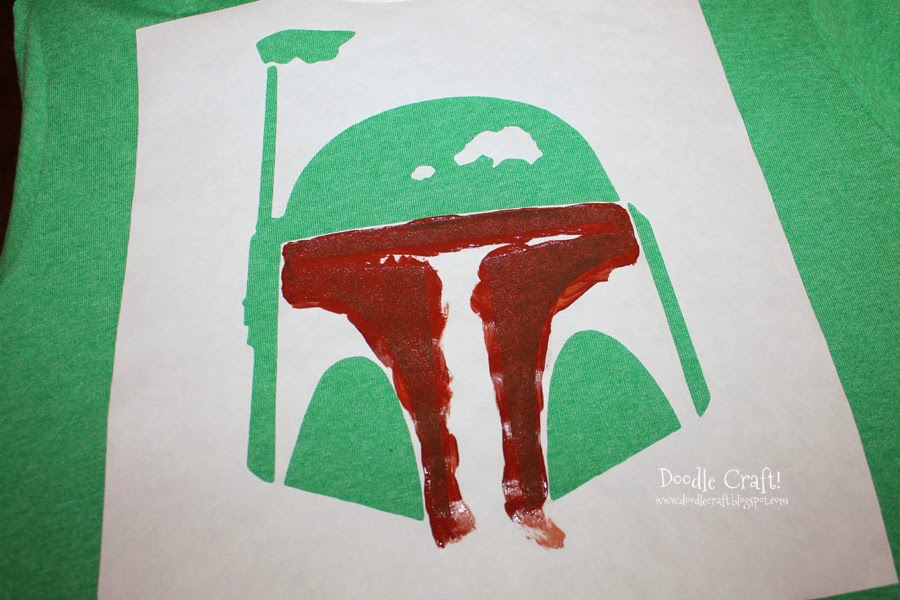 Boba Star Silhouette Wars Ship Fett