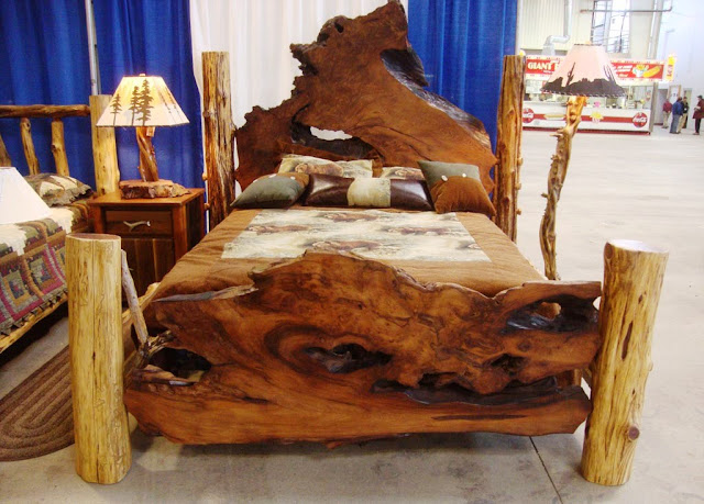 Rustic Mexican Pine