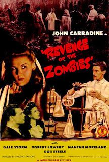 La venganza de los zombies
