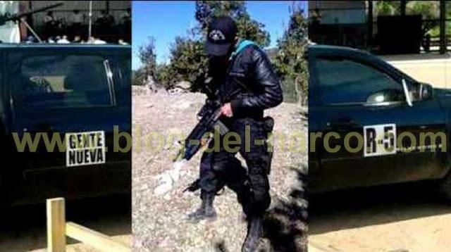 """Soy pistolero de la Gente Nueva, mi patrón es el """"R1"""" y soy más violento que El Macho Prieto"""