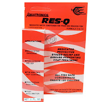 AAP Res-Q Medicated Aquarium Water Conditioner