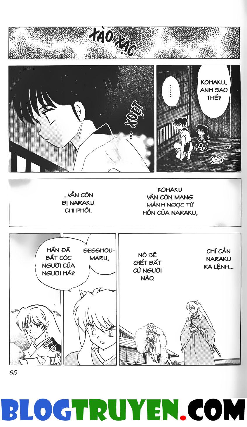 Inuyasha vol 23.4 trang 8