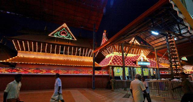 family group accommodation in guruvayur, dormitory in guruvayur temple, family dormitory near guruvayoor temple, cheap and best family accommodation in guruvayur