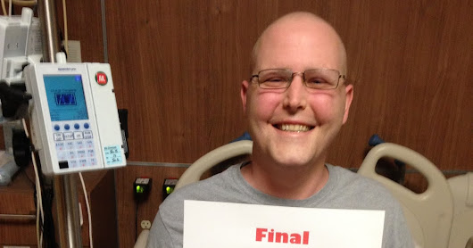 We are done with Chemo!