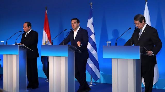 Το νέο στρατηγικό πάζλ στη Μεσόγειο και η ανακατανομή ρόλων για την Ελλάδα και την Κύπρο