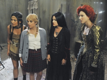 Pretty Little Liars The First Secret
