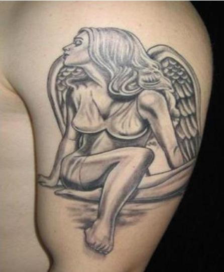 Tato Pria Keren di lengan gambar wanita Terbaru