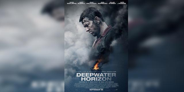 Sinopsis Film Deepwater Horizon (2016), poster, nonton trailer, detail film, pemain film