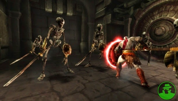 Download Game God Of War Ghost Of Sparta for PPSSPP