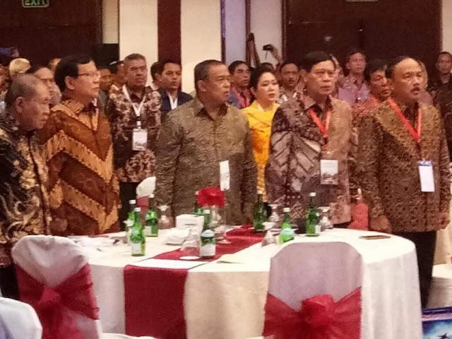 Ketulusan Prabowo Harukan Para Purnawirawan Jenderal