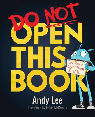 Download Free Do Not Open This Book by Andy Lee Book PDF