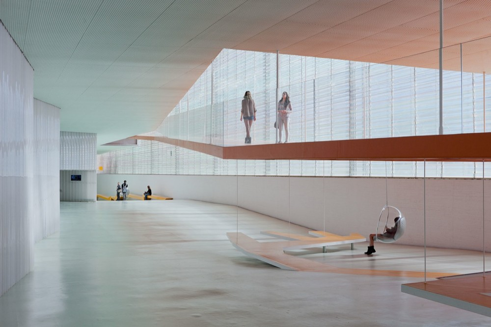 Gran premio de arte de berl n premio de arquitectura jos for Oficina ing malaga