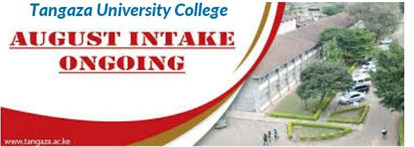 Tangaza university intakes 2018/2019