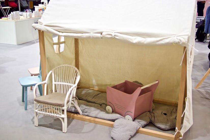Textil para Cama-casita de Childhome