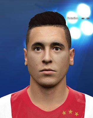 PES 2016 Anwar El Ghazi New Face