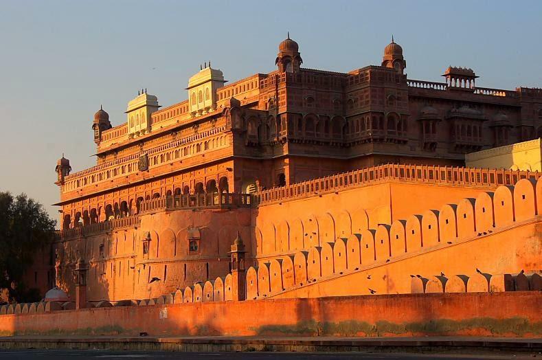 Junagarh Fort,Bikaner