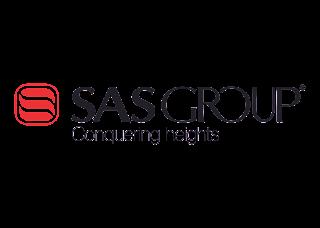Sas group Logo Vector